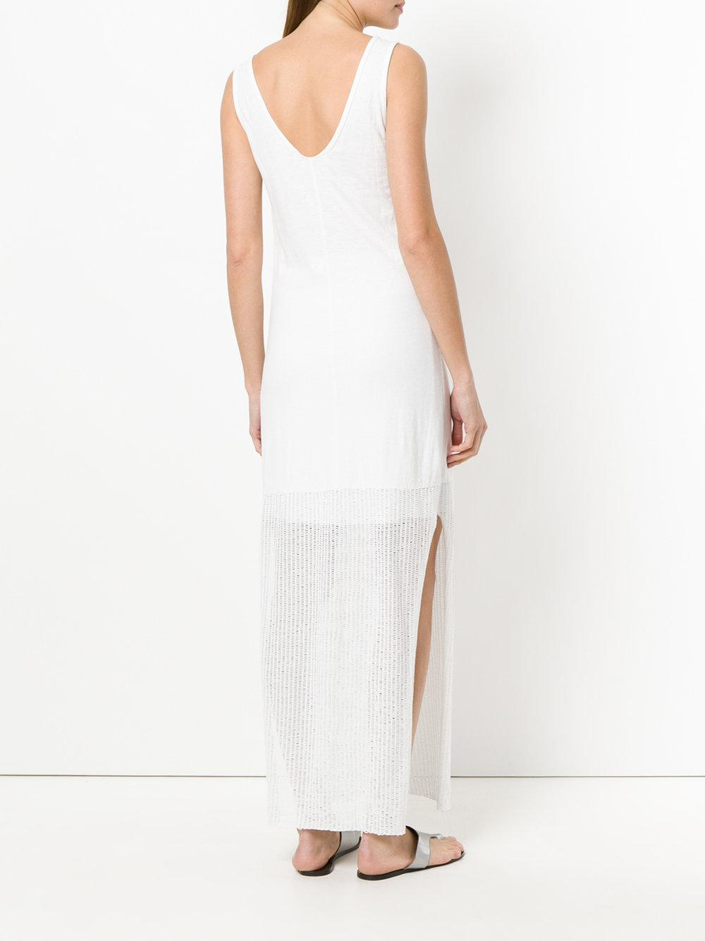 pleated shirt dress - White Lost And Found Rooms YBcz5