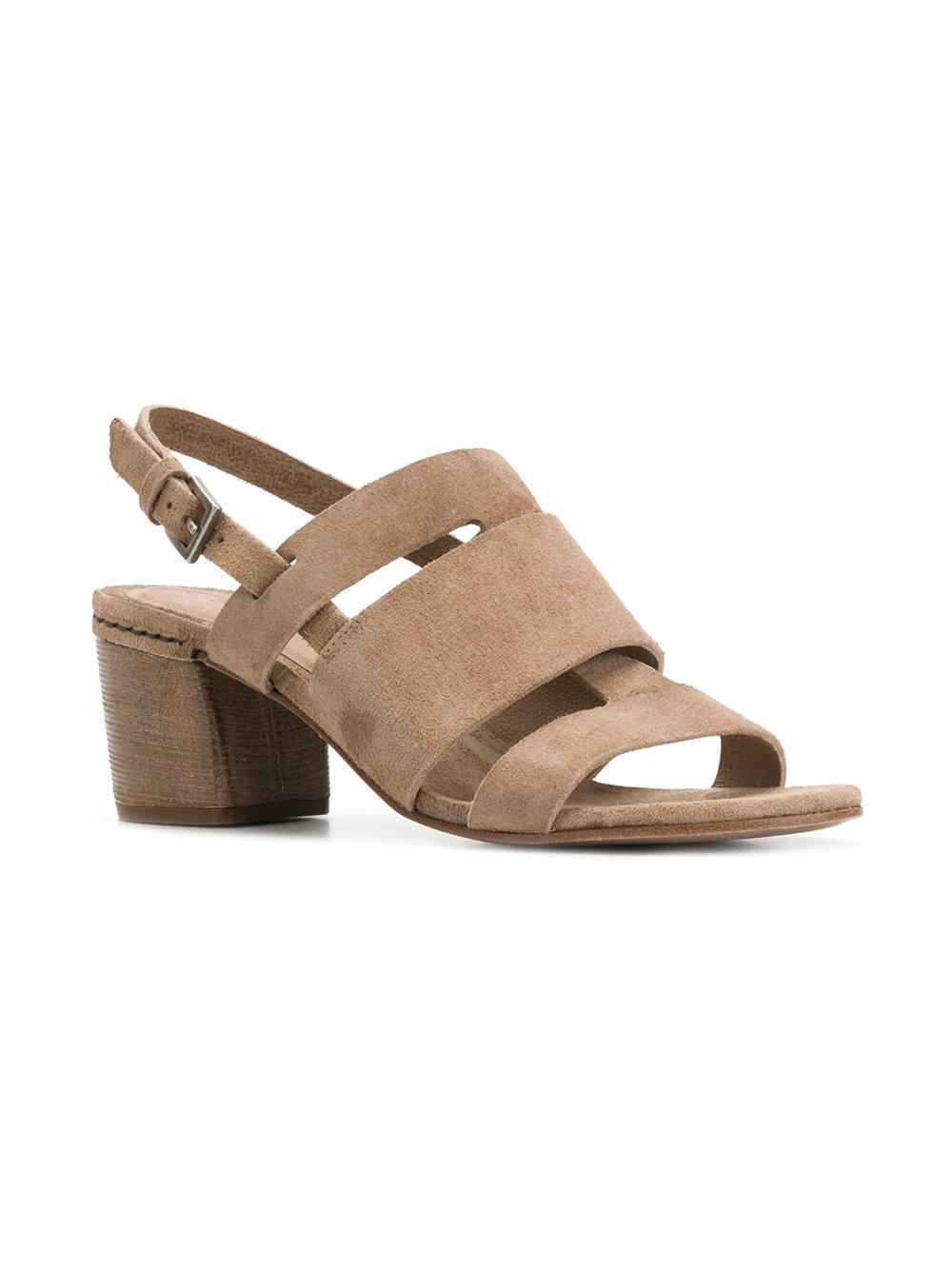 10507 sandals - Nude & Neutrals Del Carlo Cheap Sale Largest Supplier Free Shipping Cheap Popular XEIW3e8