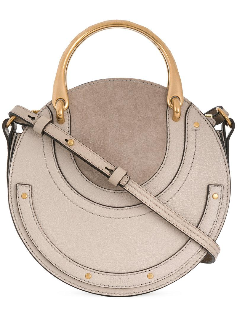 Chloé Contrast panel micro Pixie bag Buy Cheap Outlet IkY6JLhn