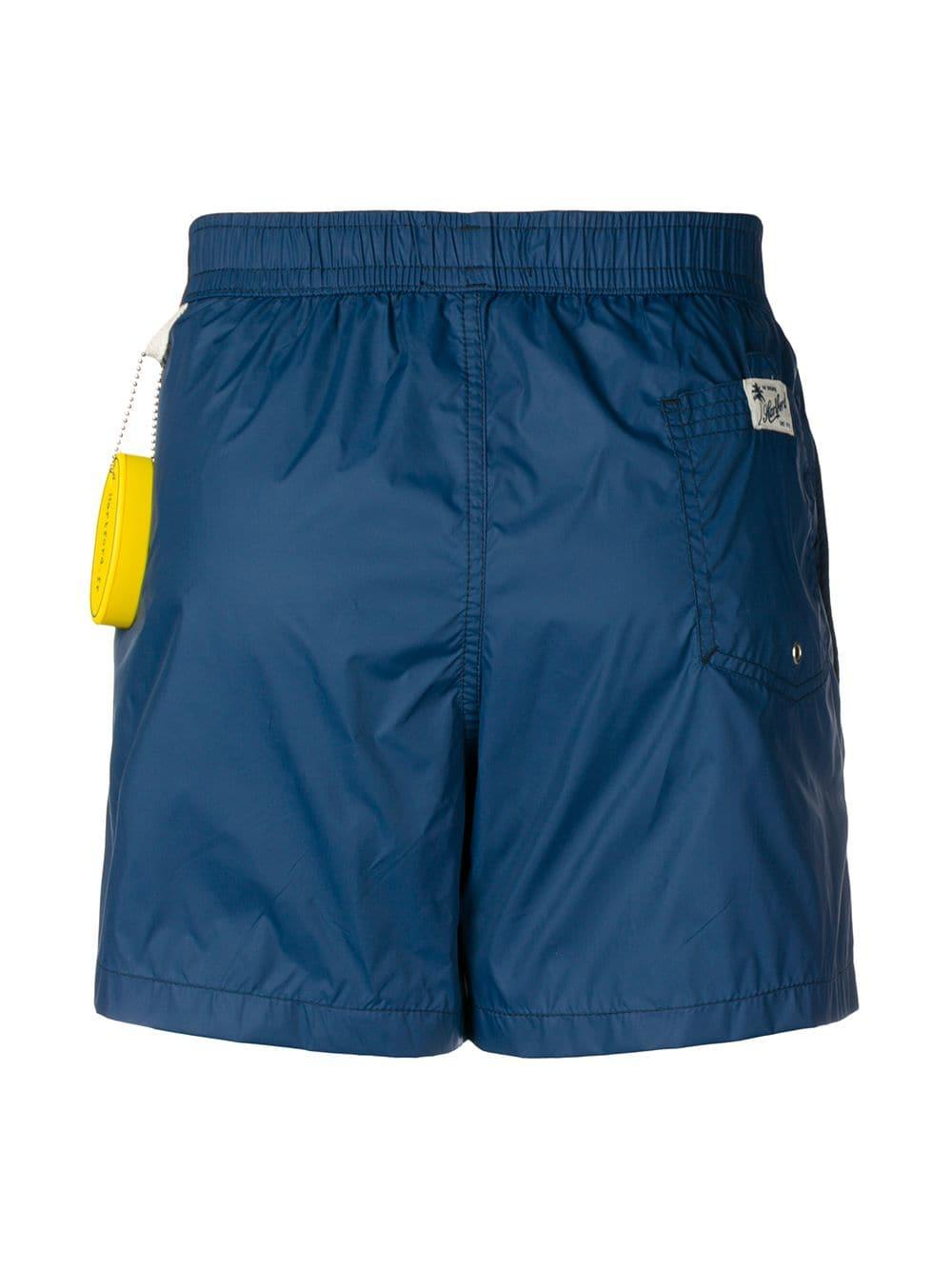 52495646ac1d Hartford Swimming Shorts in Blue for Men - Lyst