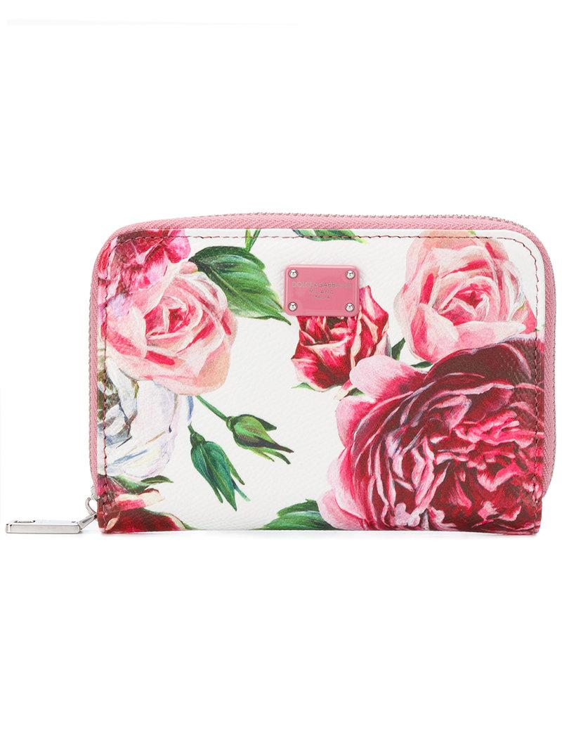 peony print wallet - Multicolour Dolce & Gabbana rAsriUNt