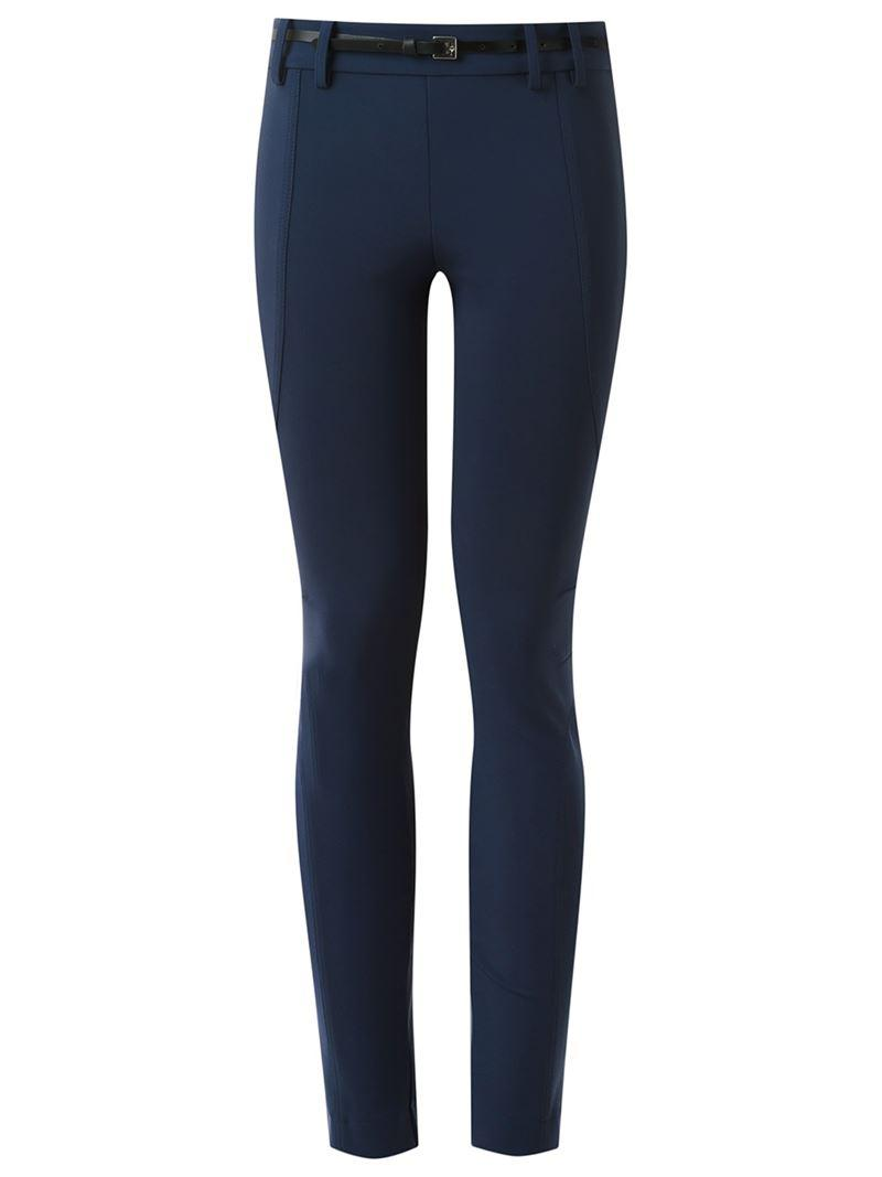 cropped skinny trousers - Blue Gloria Coelho Cheap Sale In China Marketable Online In China Cheap Price 5kyan