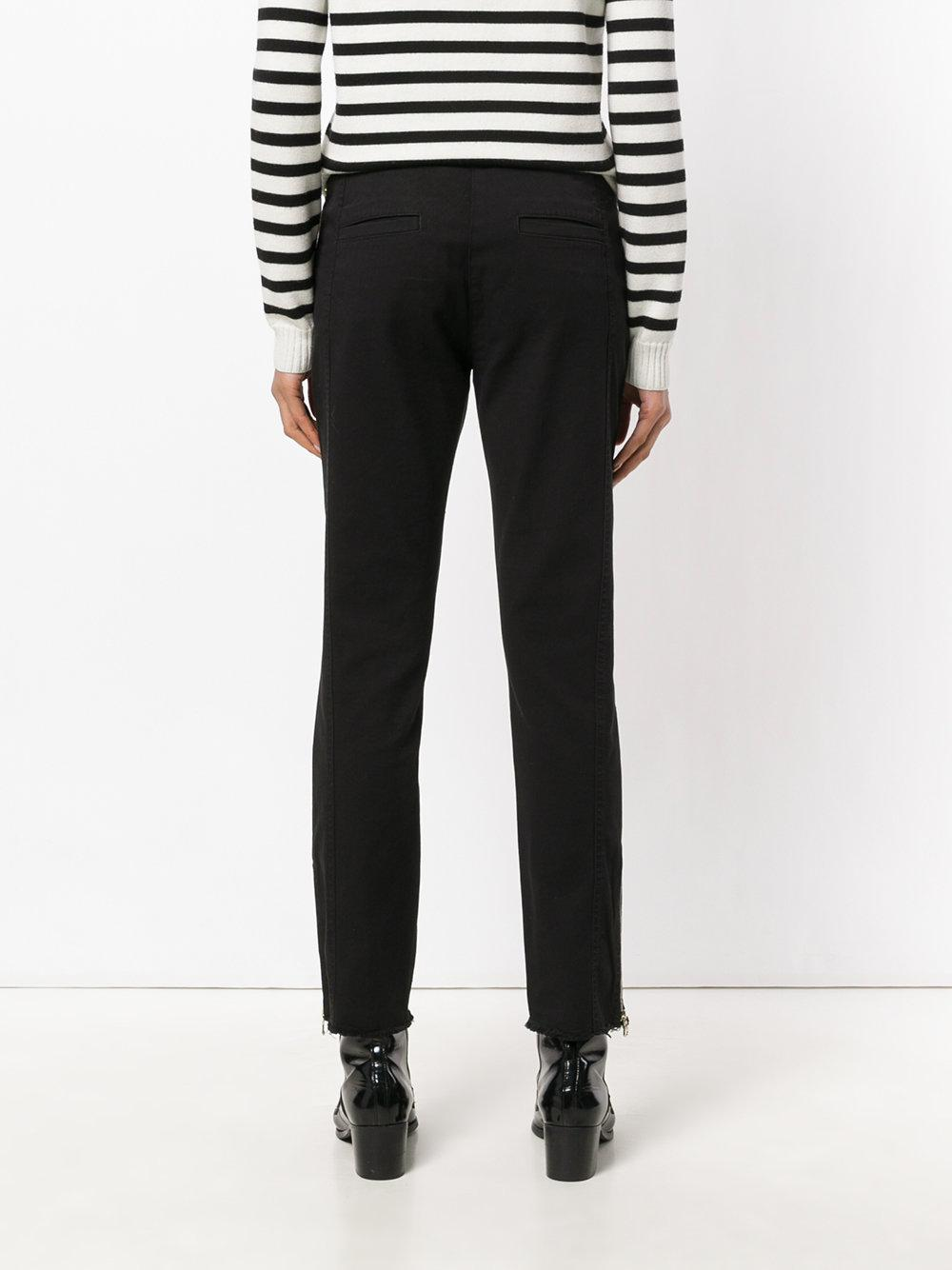 front pockets trousers - Black Dorothee Schumacher 0xBR9