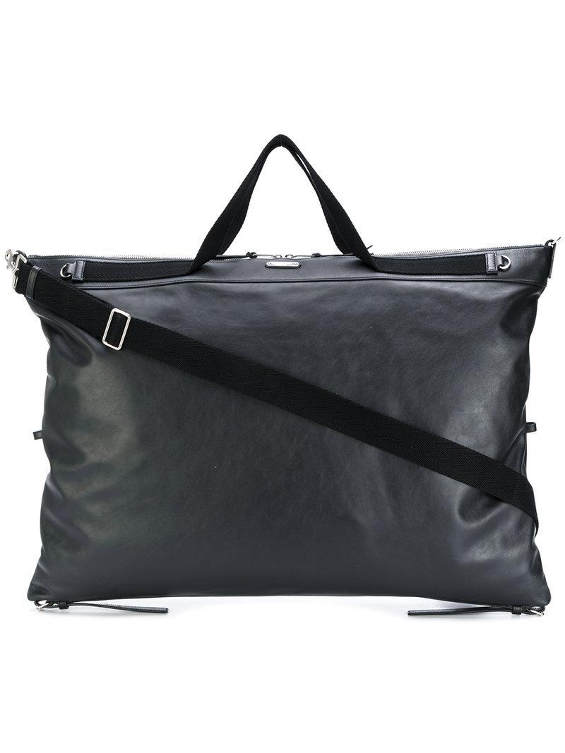 cfa0ff82d4e1 Lyst - Saint Laurent Maxi Shoulder Bag in Black for Men - Save 13%