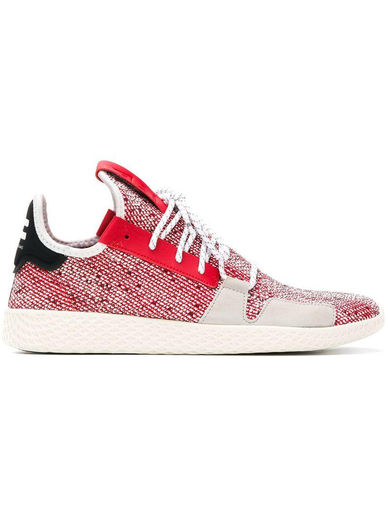 8b8d7907b Lyst - adidas Originals Red
