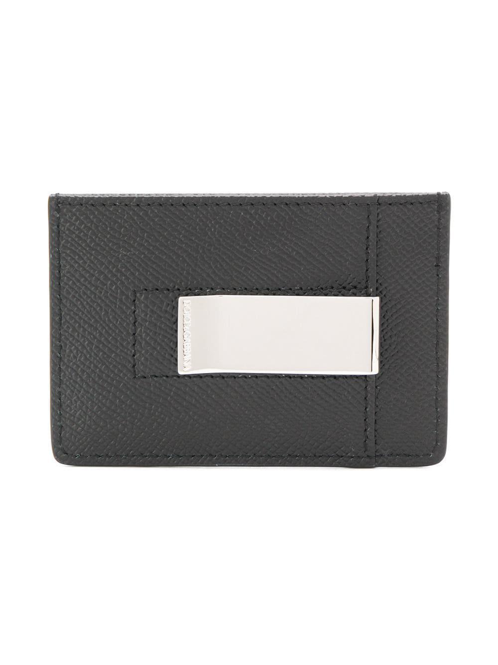 1d4ee26b8c Lyst - Dolce & Gabbana Piggy Wallet in Black for Men