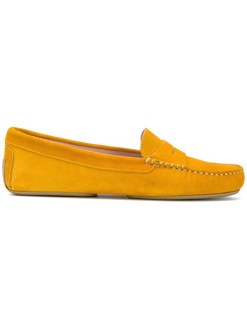 Josephine loafers - Yellow & Orange Pretty Ballerinas Kfe5yHVK