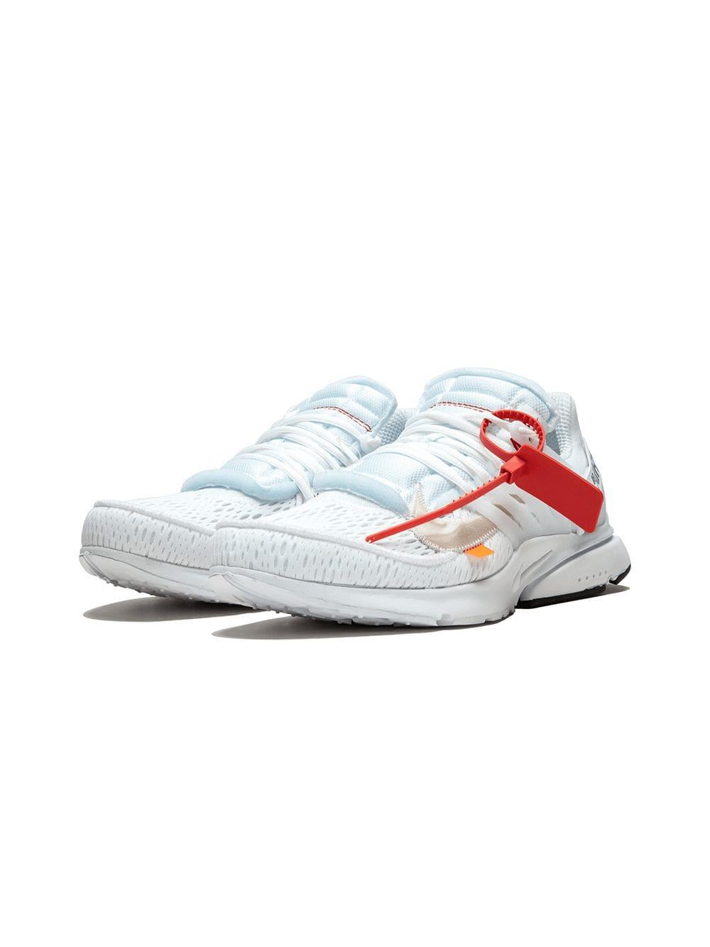 e356cc11ced3 Lyst - Nike X Off-white The 10   Air Presto Sneakers in White for Men