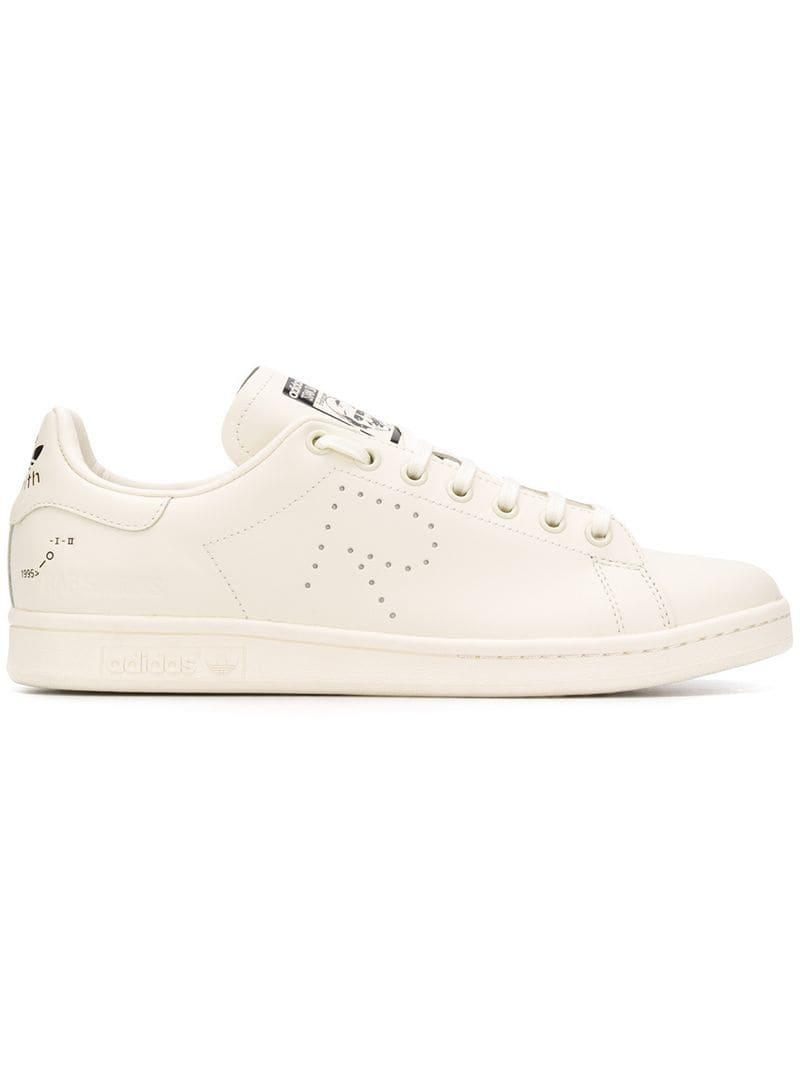 4dd5d28c6013 Adidas By Raf Simons Rs Stan Smith Sneakers in White for Men - Lyst