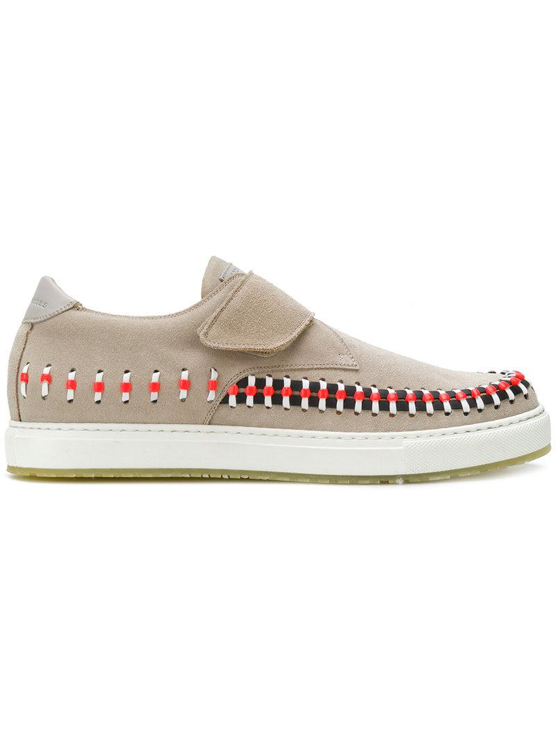 Marc Jacobs woven detail sneakers from china online sale cheap prices cheap sale discounts cheap pay with paypal clearance nicekicks okqnabCaCx
