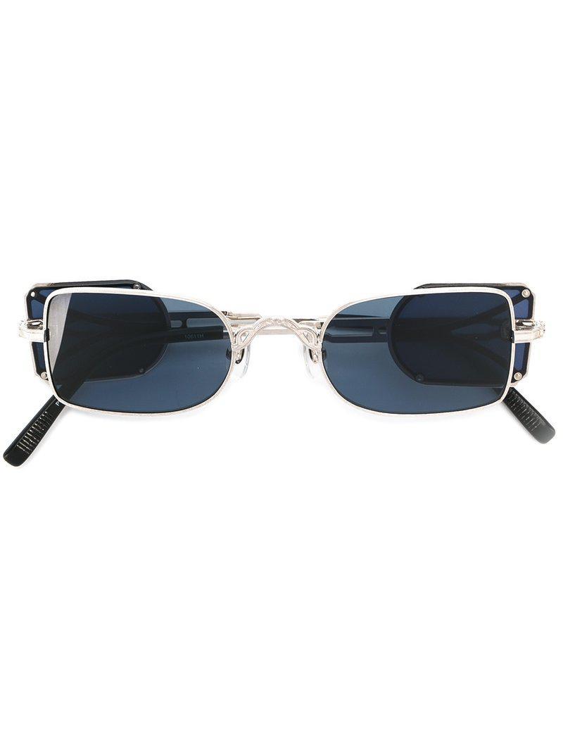 cfe34e1d576e0 Matsuda Square Shaped Sunglasses in Metallic for Men - Lyst