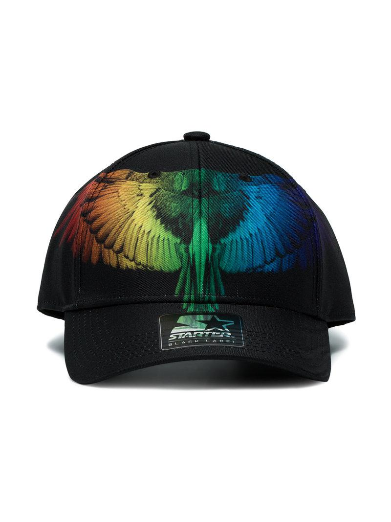 Marcelo Burlon County of Milan x Starter Black Label MBCM cap Marcelo Burlon