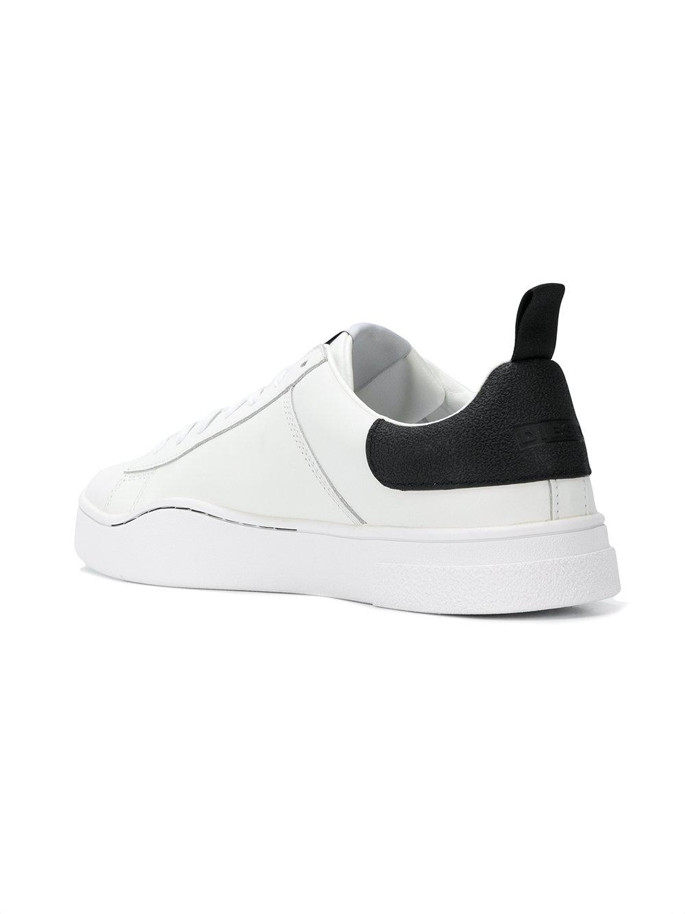 sale cheap Diesel S-Cleaver low sneakers stockist online shop for sale discount best prices discount exclusive vosIc