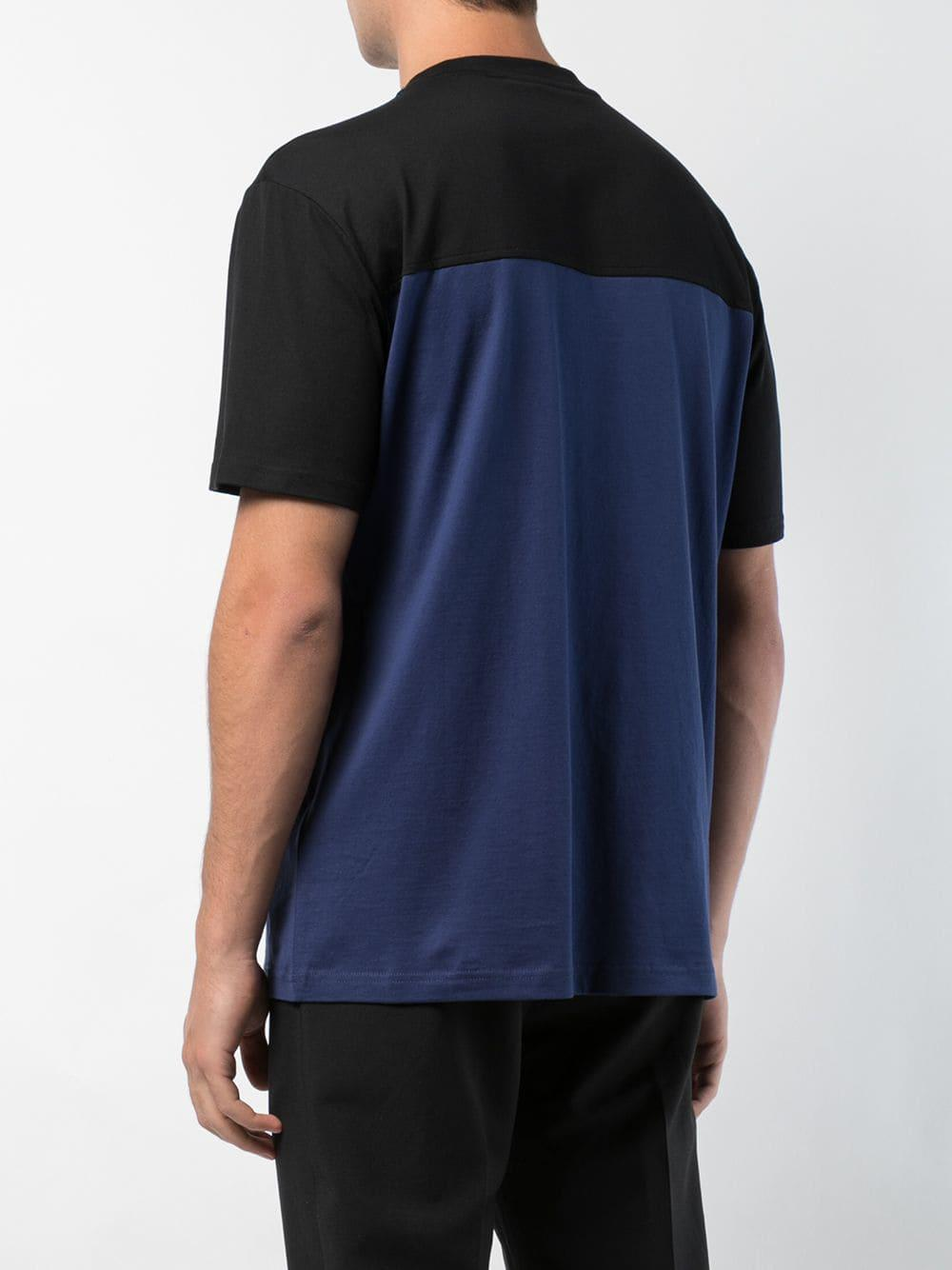6a480afb9b04 Lyst - Givenchy T-shirt With Band in Black for Men