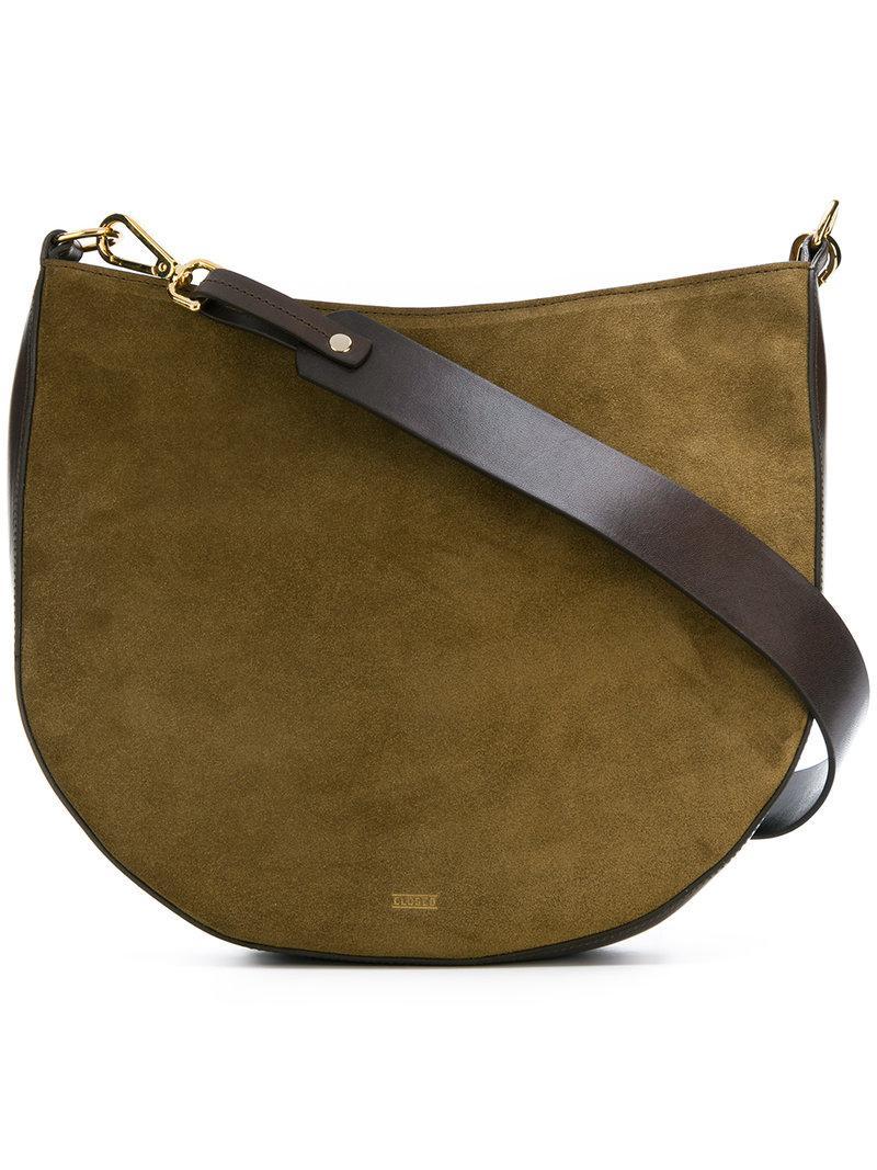 Closed Curved shoulder bag jwQ16k28