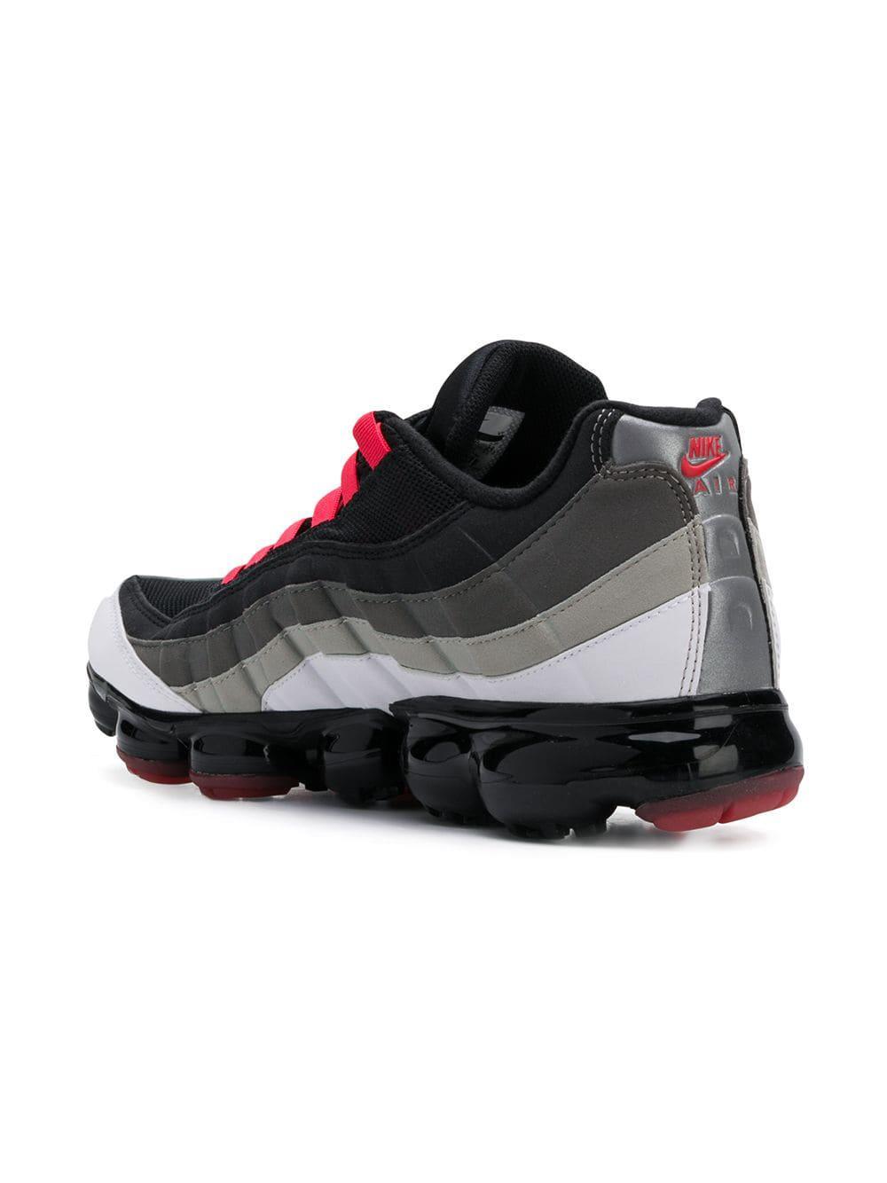 1c214eafba1351 Nike - Black Air Vapormax Sneakers for Men - Lyst. View fullscreen