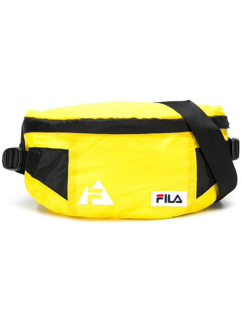 f5456a2b04 Fila 685041 015 in Yellow for Men - Lyst