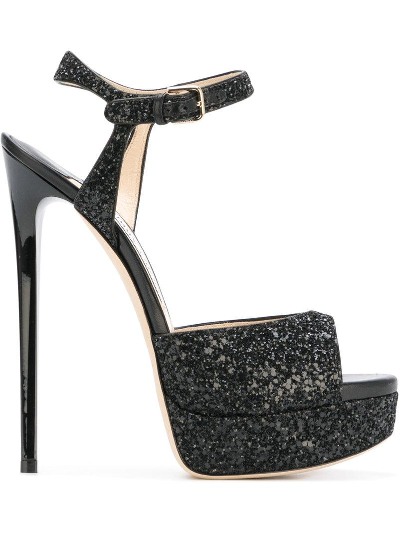 80e62ebe8b4 Gallery. Previously sold at  Farfetch · Women s Jimmy Choo Glitter