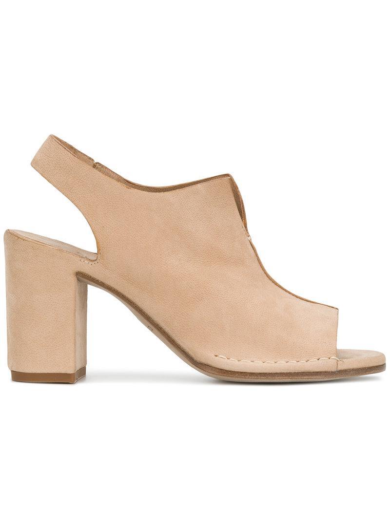 ROBERTO DEL CARLO Casual slingback sandals sZn9X7r