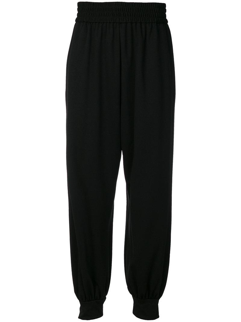 tapered harem trousers - White Marc Jacobs aKs16yRD