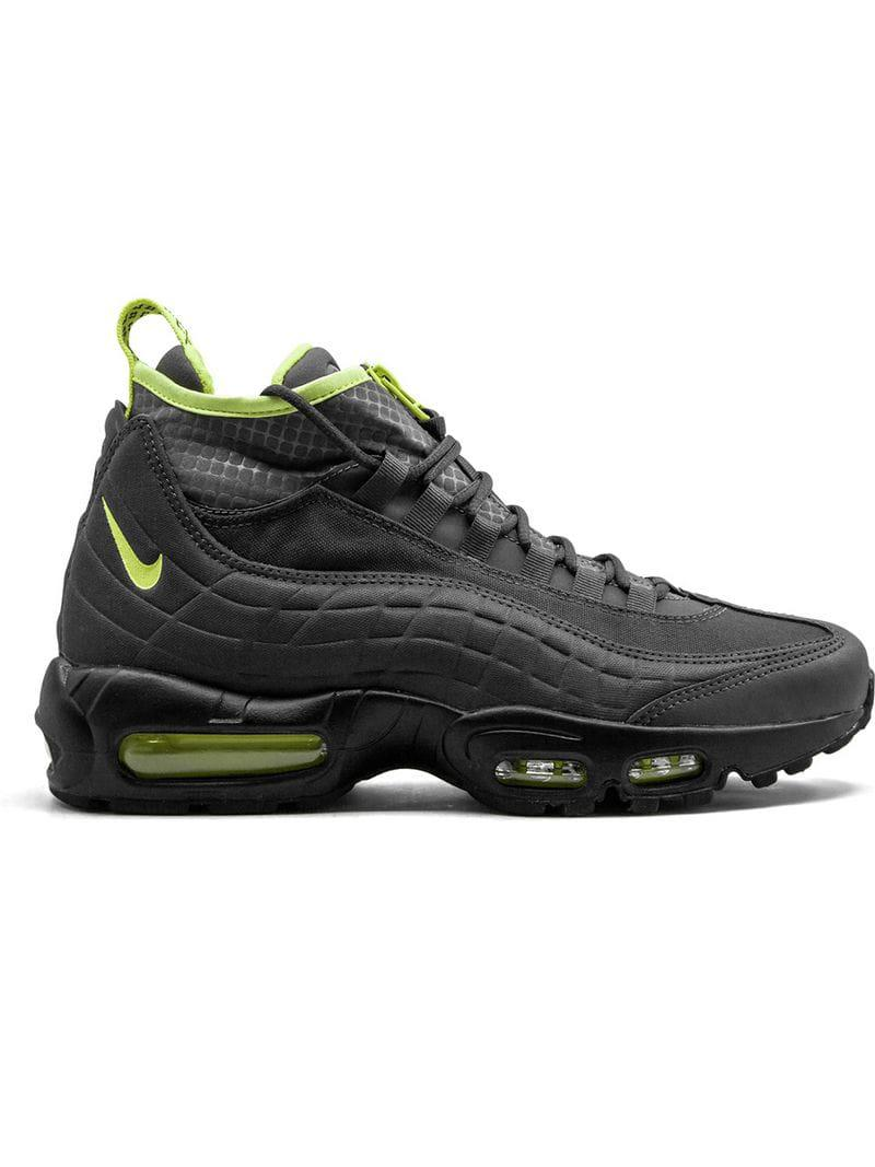 ff85617553c293 Lyst - Nike Air Max 95 Sneakerboots in Gray for Men