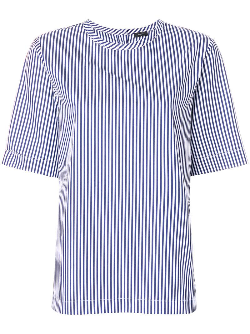 Purchase Official Site For Sale Joseph striped T-shirt ctb5iQN