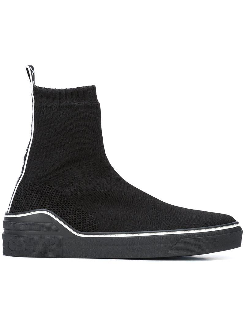 ankle sock sneakers - Black Givenchy B6Te0