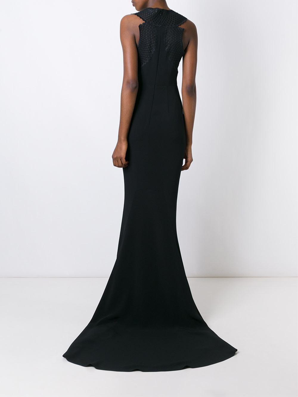 Lyst Stella Mccartney Evening Dress In Black