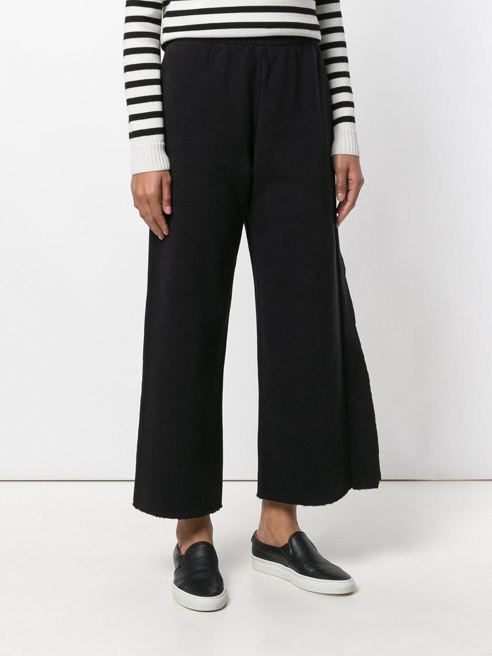 wide leg cropped pants - Unavailable Maison Martin Margiela Cheap Get Authentic Lowest Price Sale Best Sale Brand New Unisex Sale Online Cheap 2018 QJ3an3RR