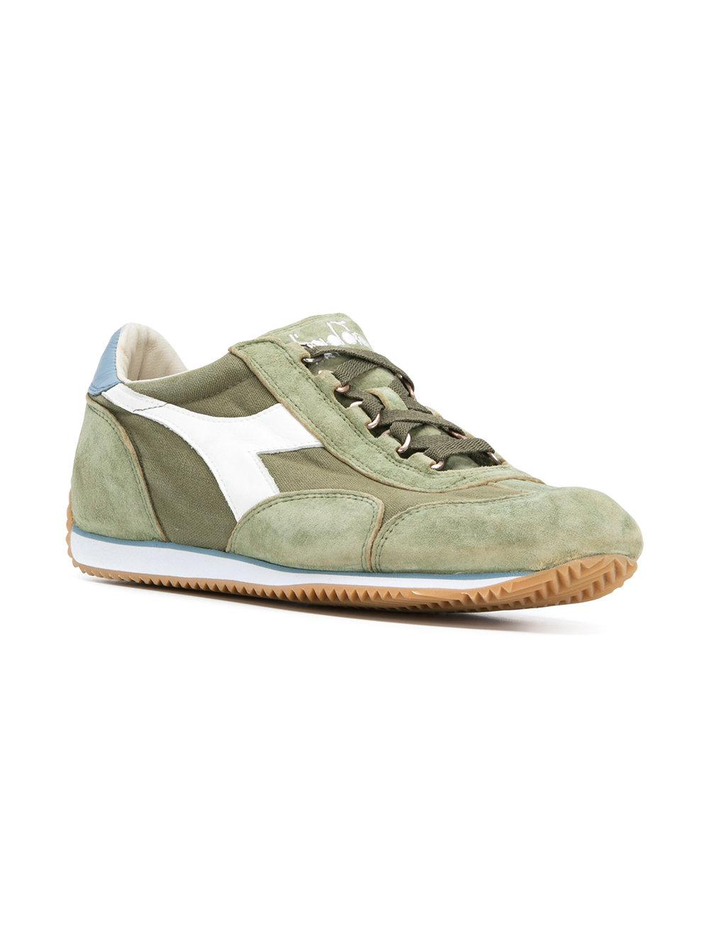 100% Original Cheap Online Free Shipping Clearance panelled sneakers - Green Diadora Sale For Cheap y3dr1Xpv4