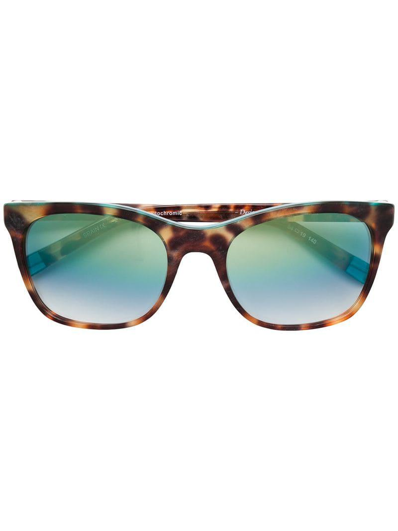 8084ed941f3 Etnia Barcelona Africa Sunglasses in Brown - Lyst