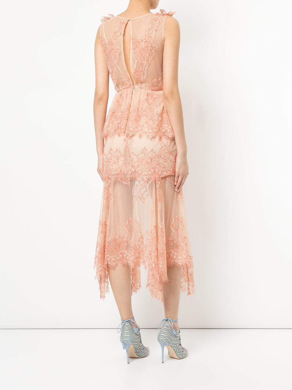 Clementine gown - Nude & Neutrals Alice McCall M24KLV18