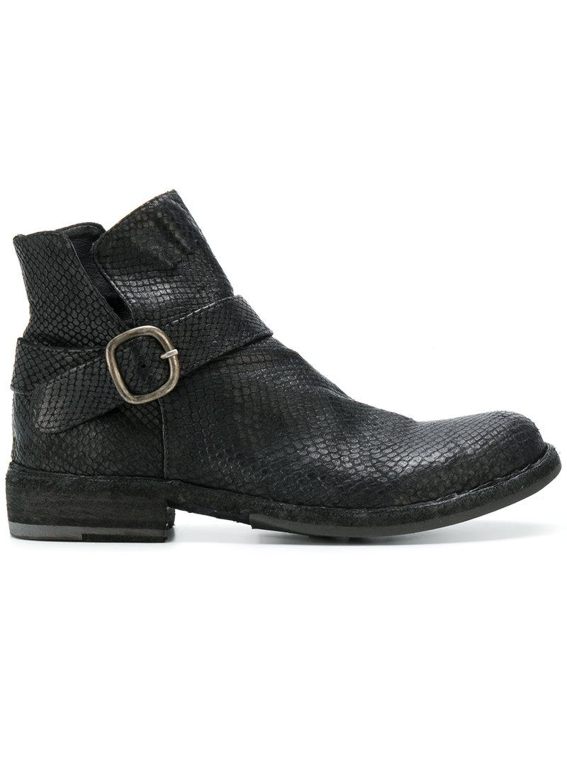 Officine Creative Lexikon buckled boots sale amazon how much big discount for sale limited edition cheap price 0bE7BjyGz