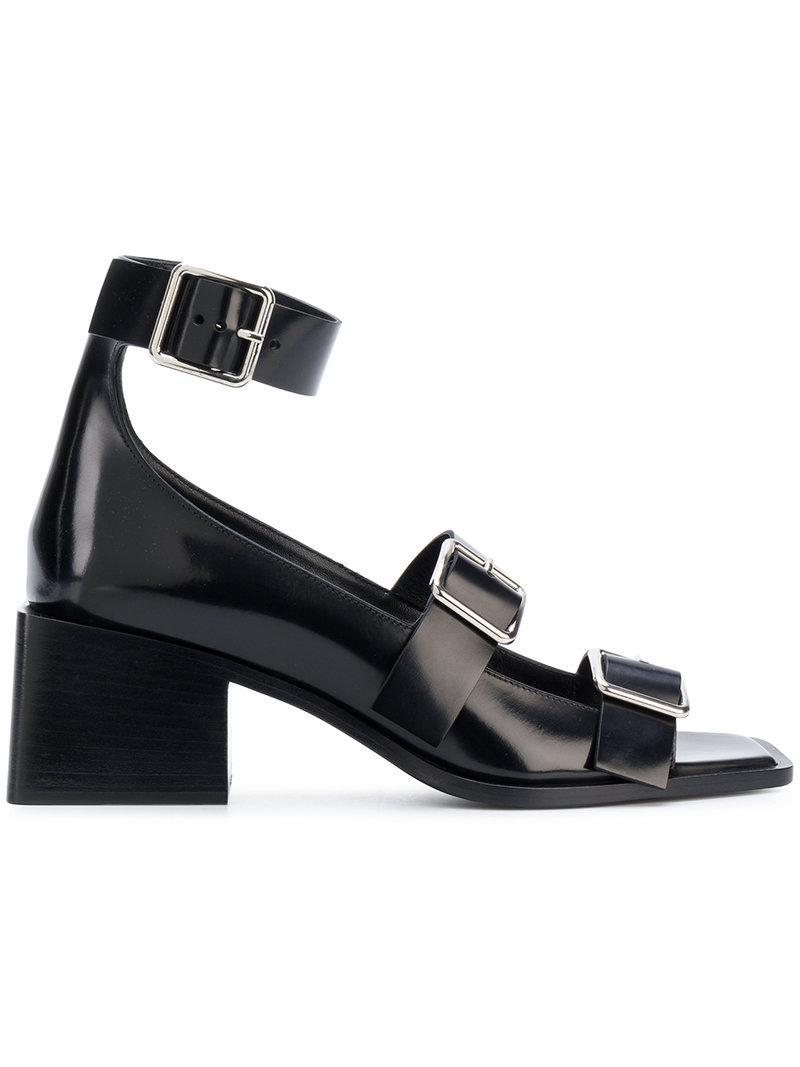 Jil Sander Multistrap Platform Sandals sale Manchester cheap online free shipping shop for outlet sale online low price fee shipping cheap price GpCHA6honz
