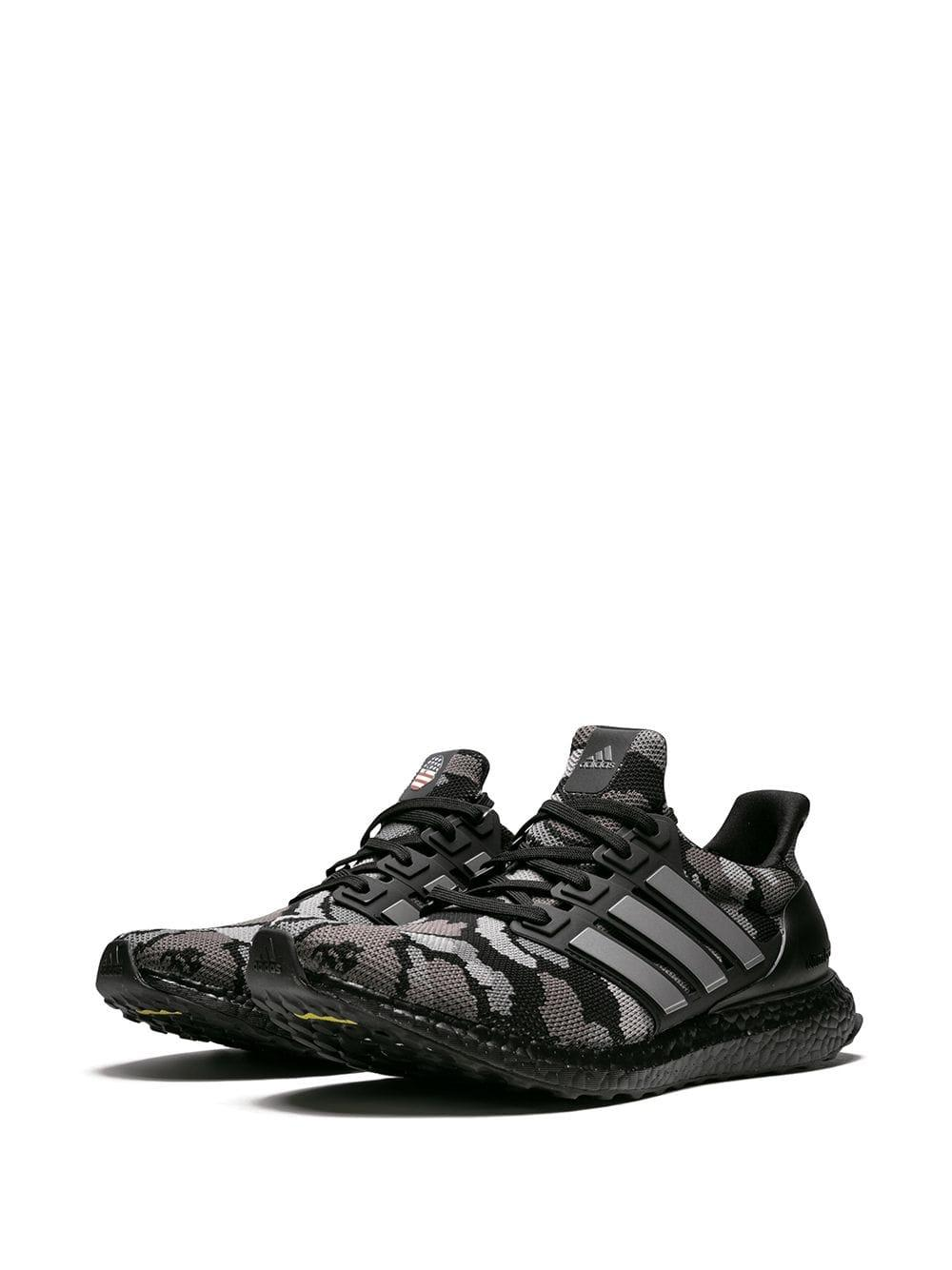 98563c75a Adidas - Black X Yeezy Ultra Boost Bape X Sneakers for Men - Lyst. View  fullscreen