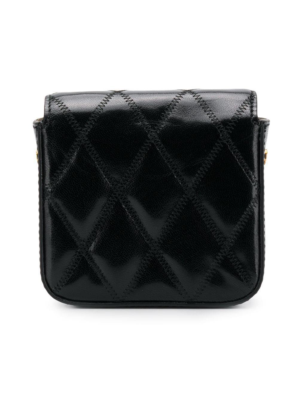 e85076db6875 Givenchy - Black Nano Pocket Pouch - Lyst. View fullscreen