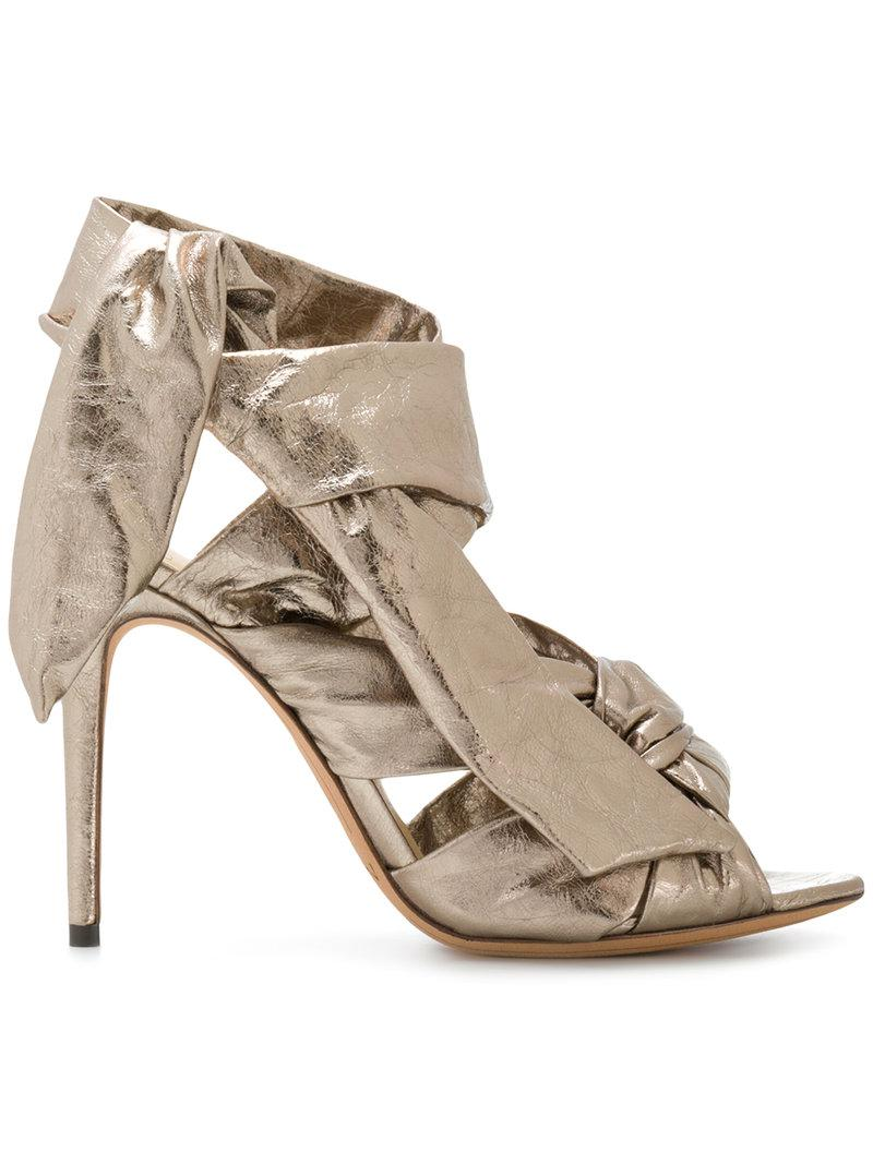 Katherine sandals - Metallic Alexandre Birman 08x2t7UKQT