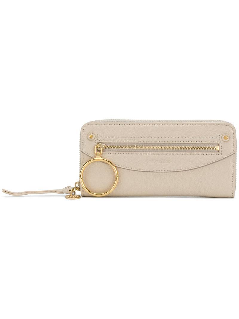 Chloé Mino wallet xm9Km2