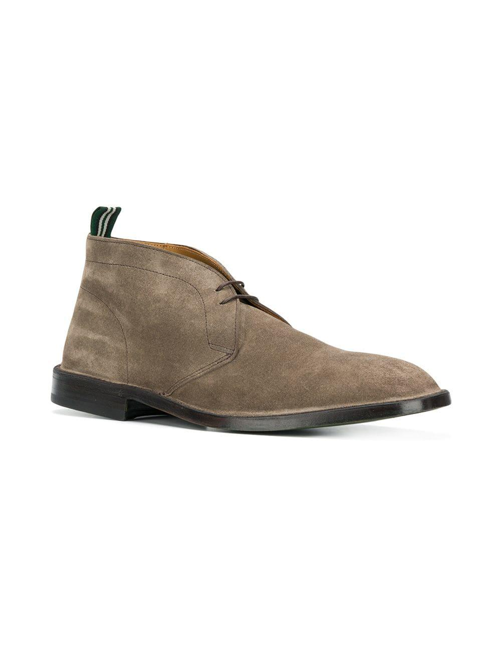 35f60defb4a3b Green George Lace-up Shoes in Brown for Men - Lyst