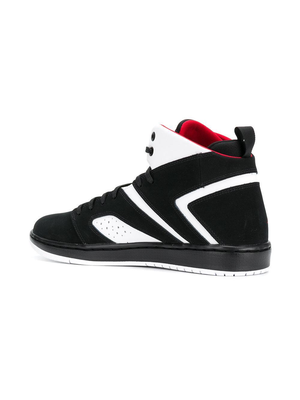 Nike - Black Jordan Flight Legend Sneakers for Men - Lyst. View fullscreen 0bb84b4b198