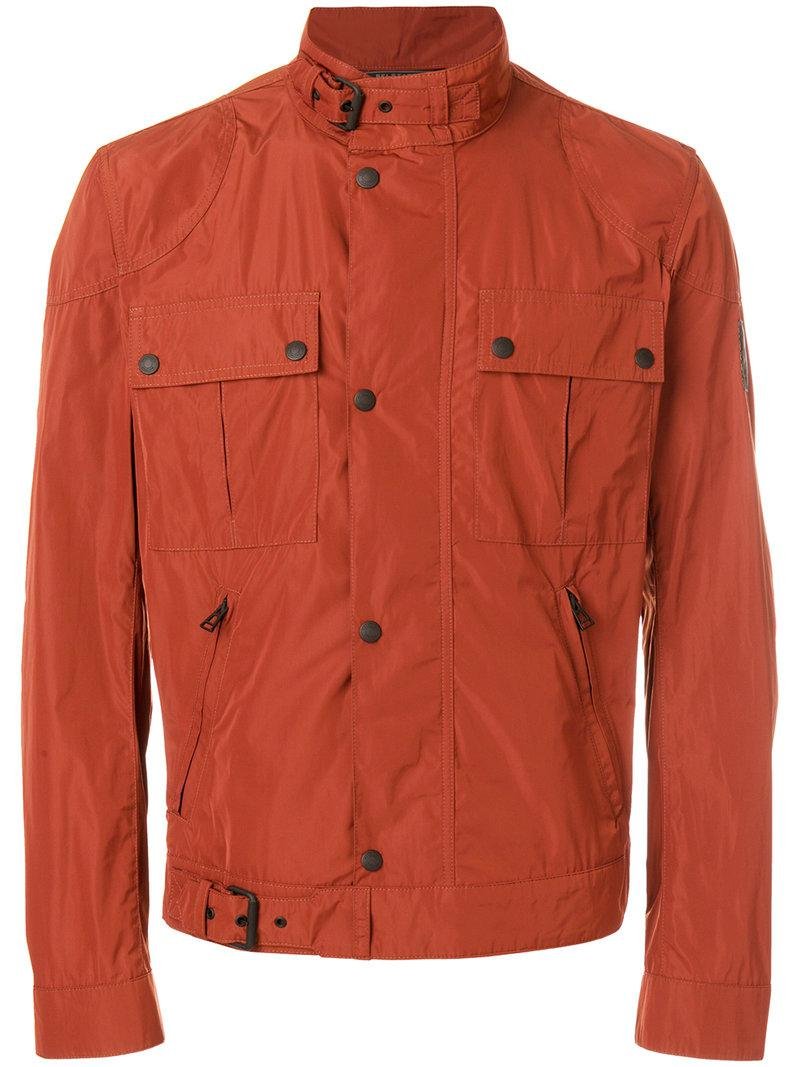 lightweight jacket - Red Belstaff Discount Clearance Store Visit Sale Online Reliable bIorB82O