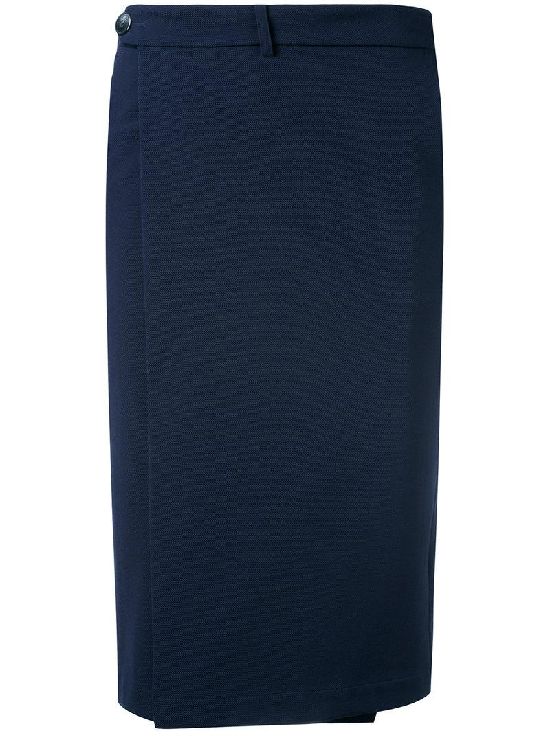 pencil skirt - Black A.F.Vandevorst Outlet Get To Buy Cheap Price Outlet Amazon For Sale ouTduxMA