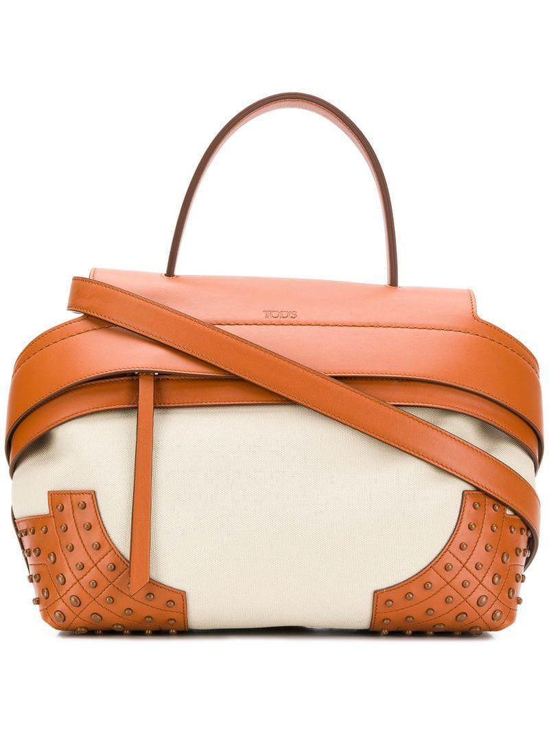 288b4d7afc1 Tod's. Women's Wave Tote