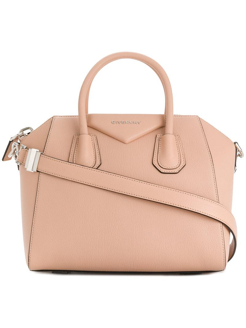 149cbf966edd Givenchy Antigona Bag in Natural - Lyst