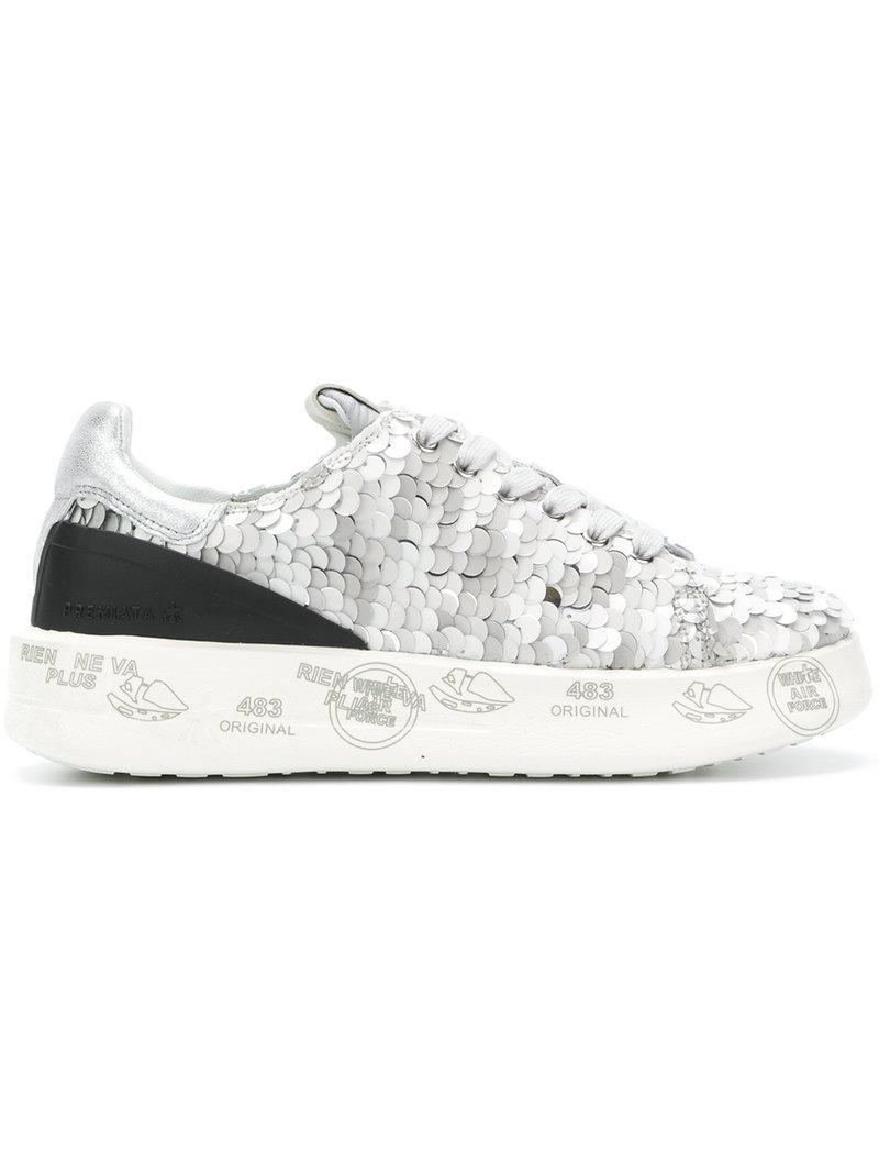 Belle sneakers - Metallic Premiata ftsKHspvpU