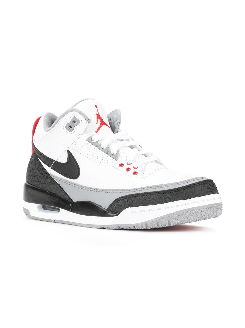 low priced 341a0 f0f0b Nike Jordan 3 Retro Tinker Nrg Sneakers in White for Men - Lyst