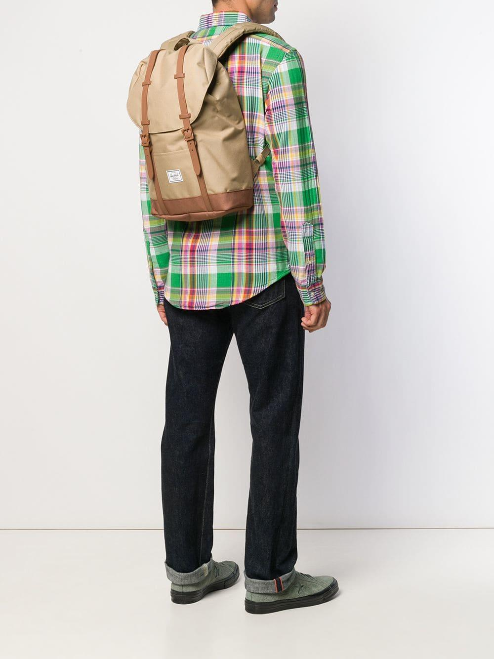 8fe48006f36 Lyst - Herschel Supply Co. Canvas Retreat Backpack for Men