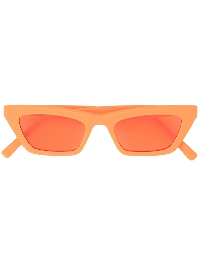 4f7880a3bc Lyst - Gafas de sol Chap Gentle Monster de color Naranja
