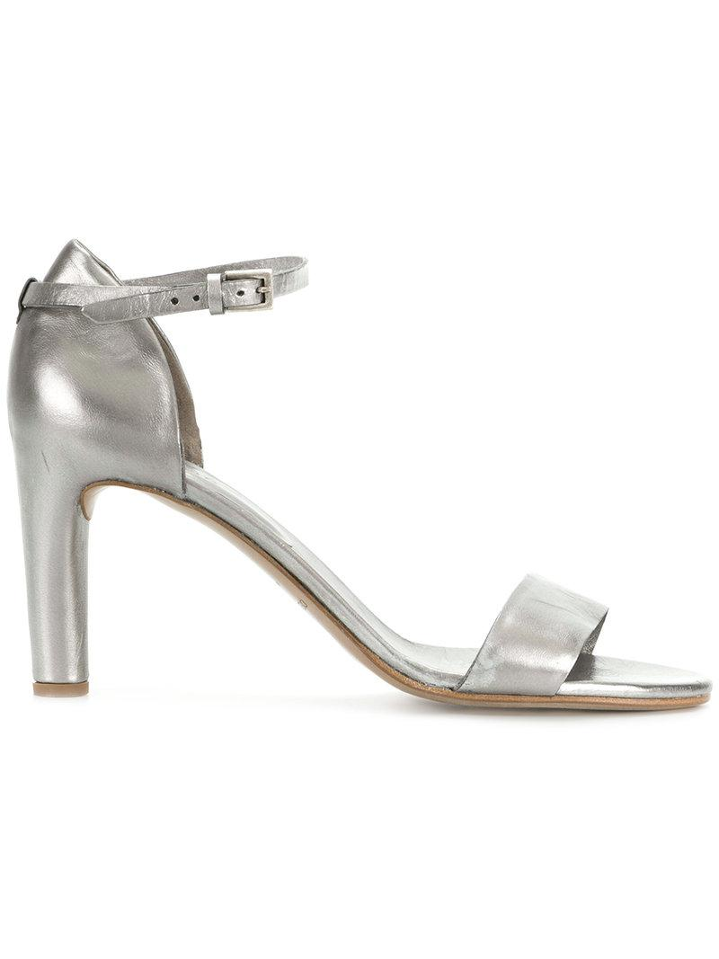 ROBERTO DEL CARLO Open toe sandals