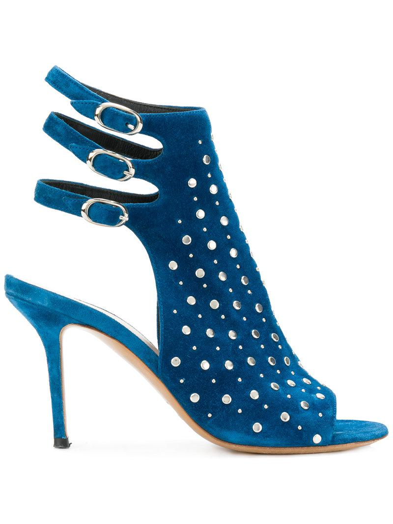 Premiata Studded sandals Krep39OyA